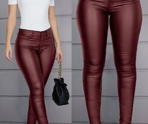 fashion, sexy, and pant image