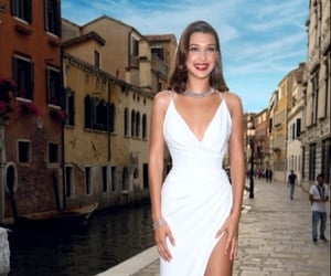 beauty, bella, and fashion image