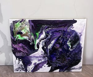 art, painting, and quarantine image