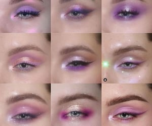 makeup, obsession, and viola image