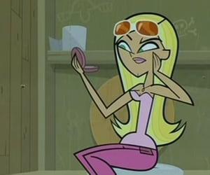 blonde hair, cartoon, and dakota image