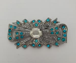 etsy, christmas gift, and vintage brooch image