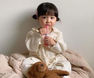 adorable, asian, and bangs image