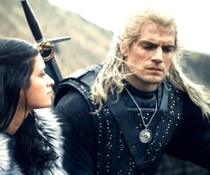 Henry Cavill, geralt of rivia, and period drama costume image
