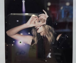 Taylor Swift, heart, and love image