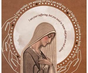 Catholic, catholicism, and rosary image