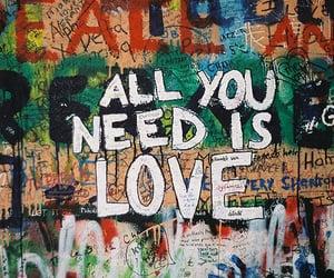 love, art, and need image