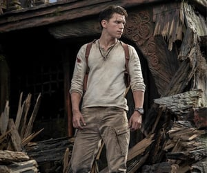 awesome, movie, and uncharted image