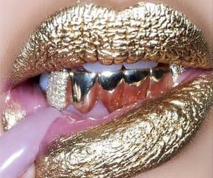 art and lips image