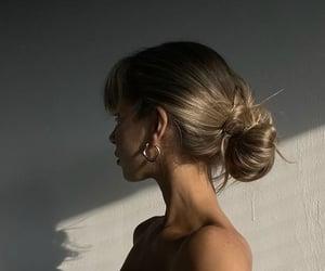 hair, inspo, and kiss image