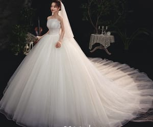 girl, tulle, and formal dresses image