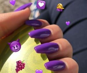 beautiful, girls, and nails image