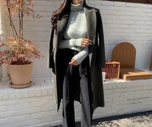 fashion, fall fashion, and kfashion image