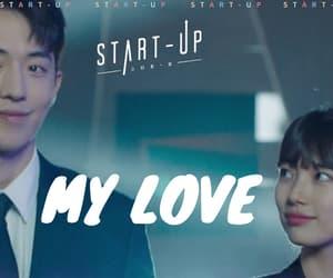 Korean Drama, start up, and korean lovey image