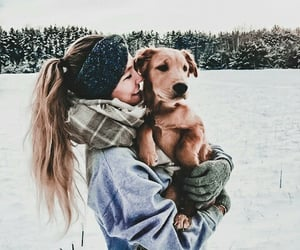 adorable, best friends, and puppy image