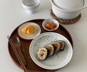 food, healthy, and minimal image