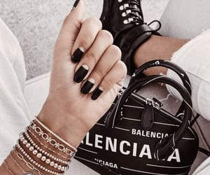 nails, accessories, and bag image