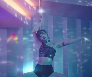 aesthetic, dance, and girl image