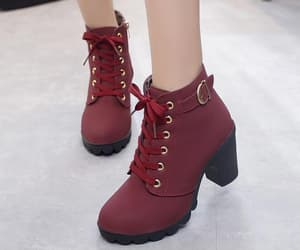 boots, cute shoes, and fashion image