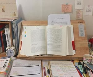 homework, lifestyle, and study image