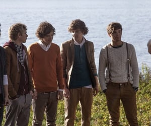band, zayn, and Harry Styles image