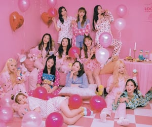 pink and loona image