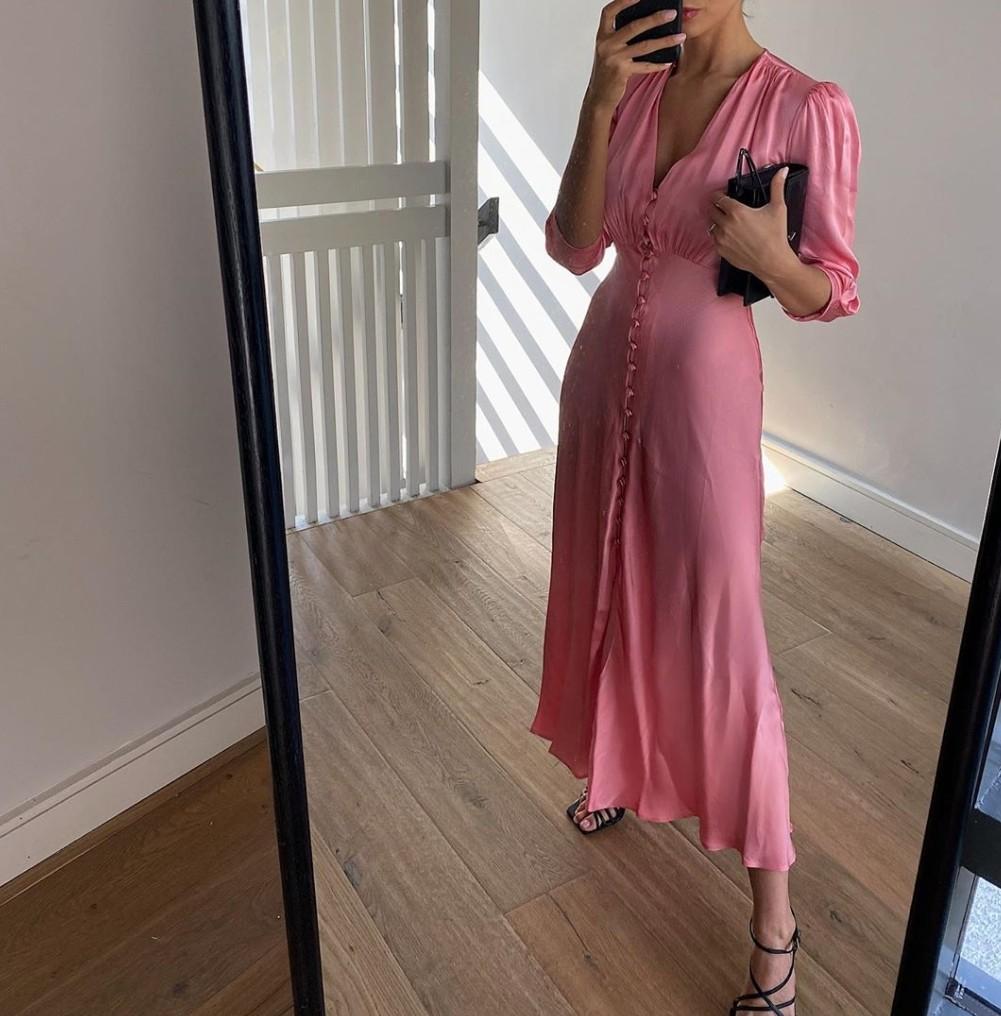 chic, cute dress, and dress image