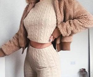 coat, fashion, and cozy image
