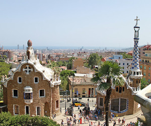 architecture, Barcelona, and house image