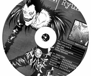 death note and cd icon image