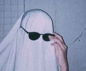 aesthetic, ghost, and costume image
