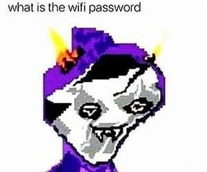 meme and homestuck image