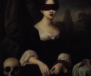 skull, stephen mackey, and art image