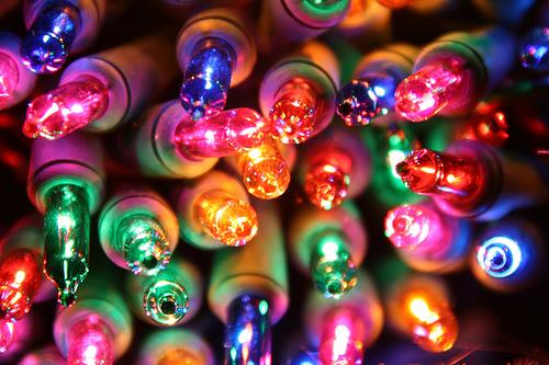 light, christmas, and christmas lights image