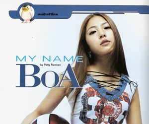 boa, fashion, and kpop image