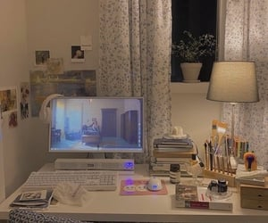 aesthetic, home, and study image