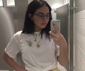 girl, model, and aesthetic image