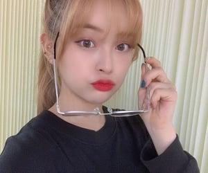 girls, yuuri, and selfie image