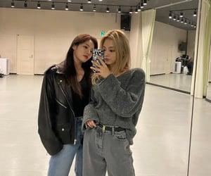 kpop, jiwon, and nakyung image