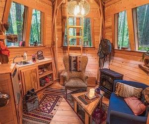 cabaña and madera image