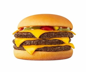 burgers, edit, and food image