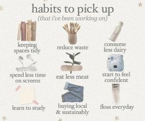 edit, soft, and habits image