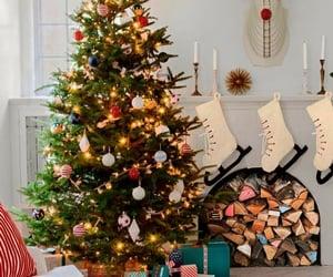 christmas, Christmas time, and christmas tree image