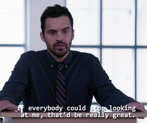 new girl, nick miller, and relatable image