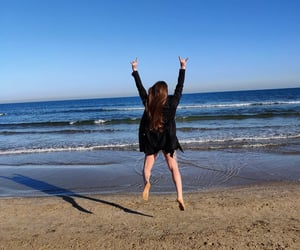 awesome, beach, and valencia image