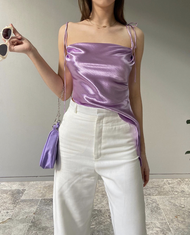 everyday look, chic elegant, and mini bag purse image