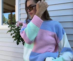pastel colors, autumn fall style, and simple casual look image