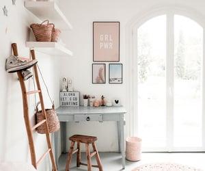 bedroom, home, and decoracion image