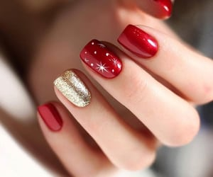 nails, beauty, and lovely image