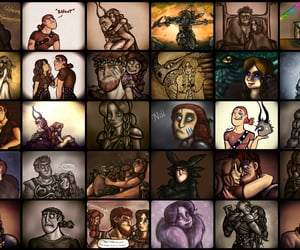 art, artist, and illustrator image